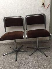 70er Jahre Vintage Stühle