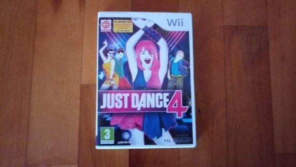Weihnachten Wii - Just Dance 4