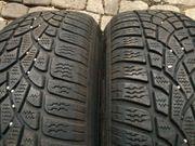 2 x Winterreifen Dunlop M