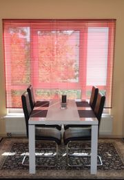 Esszimmertisch Und Stühle tisch stuehle haushalt möbel gebraucht und neu kaufen quoka de