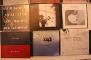 Keith Jarrett CDs