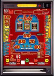 spielautomat Geldspielautomat Bergmann-