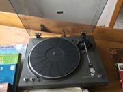 Schallplattenspieler VISONIK Incl Schallplatten