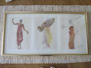 Bild 3 Tänzerinnen