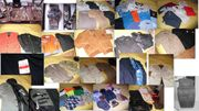 Flohmartartikel-Herrenbekleidung+Modeschmuck+