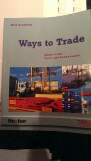 Kaufmännische Lehrbücher zu verkaufen