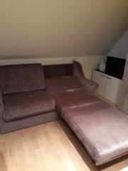Biete Couch mit