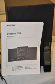 Siemens Kompakt-Stereo-Anlage RS 155 R4