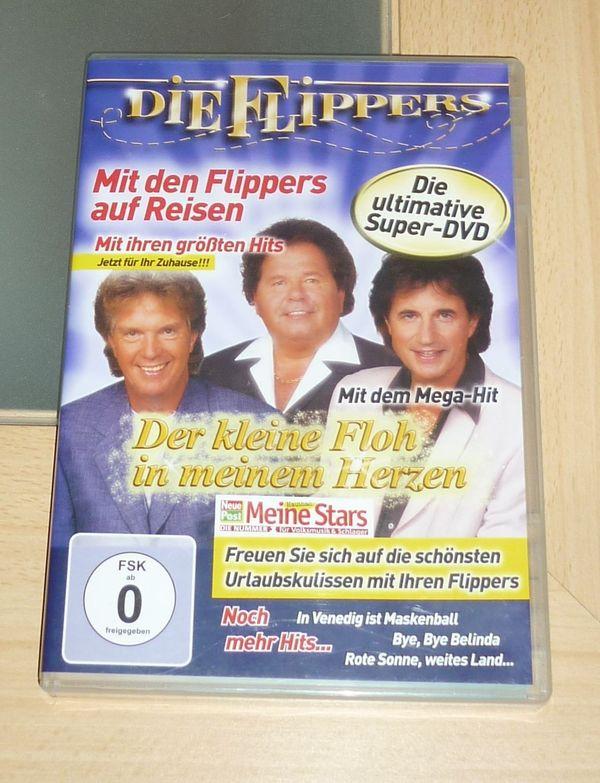 4 DVD s von den