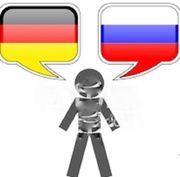 Dolmetscherin/ Übersetzerin Russisch -