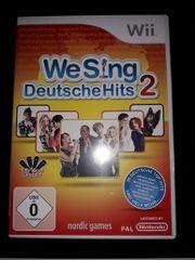 Wii Sing Deusche