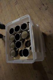 Kaffeetassen Box, Event,