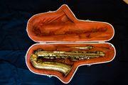 Vintage Alt Saxophon