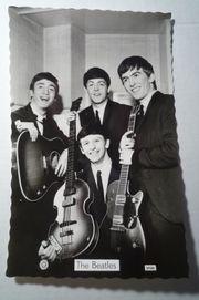 Beatles original handsigniertes Autogramm - Rarität