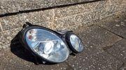 Original unbenutzte Mercedes-