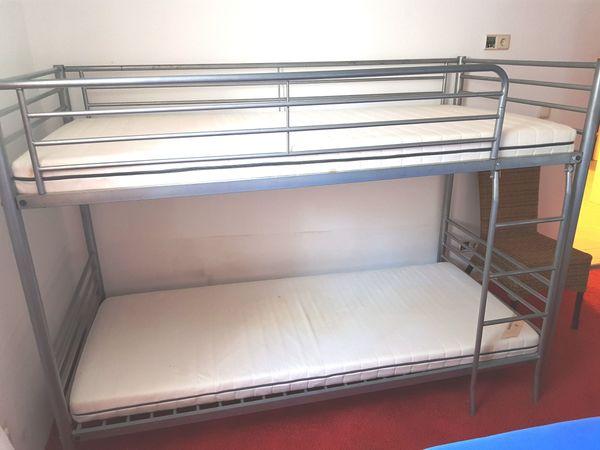 Etagenbett 3 Personen Metall : Etagenbett kaufen gebraucht dhd