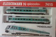 Fleischmann piccolo N 7415 Pendolino -