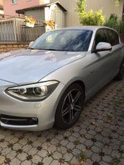 BMW 116d Sport Line Top