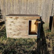 gro e hunde transportbox mit 2 t ren aus aluminium kaum. Black Bedroom Furniture Sets. Home Design Ideas