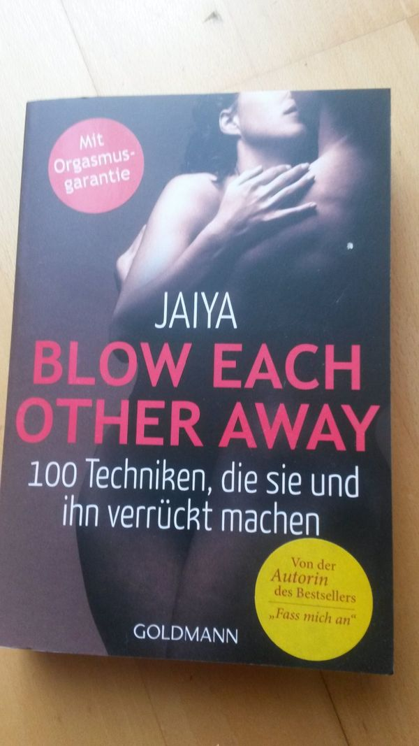 Blow Each Other Away - deutsche