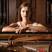 Qualifizierte Klavierlehrerin