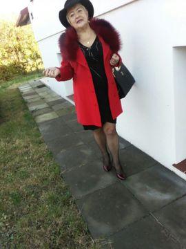 Frau um treffen bitten