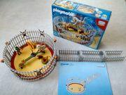 Playmobil 4233 Raubtier-Dressur 2007 passend