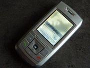 Samsung SGH-E250 silber Top Zustand