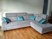 Sofa - Hellgraues Raumwunder