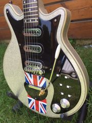 Converted Brian May Red Special