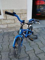 Fahrrad mit Stützräder 12 zoll