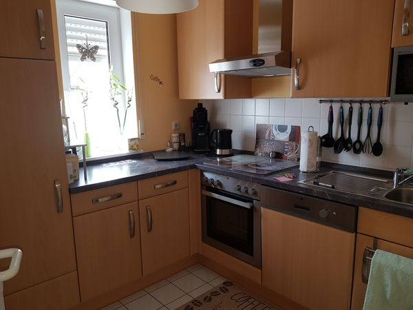 Küche inkl. E-Geräte wg Umzug abzugeben in Worms - Küchenherde ...