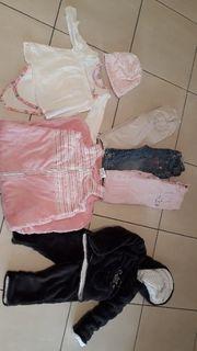Mädchen Kleidung Gr 74 Winteranzug