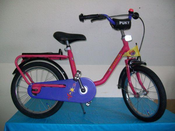 Puky 16 Zoll, » Kinder-Fahrräder