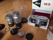 Leica M3 wie neu Sammler