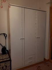 Kleiderschrank Wickelkommode Set