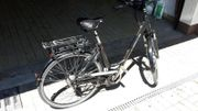 E-Bike Elektrofahrrad Herkules Roberta 8