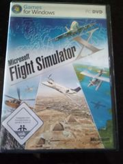PC Spiel Flugsimulator