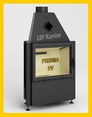 Heizeinsatz Kamineinsatz Kamin - PRISMA 1V -