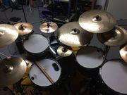Schlagzeuger frei