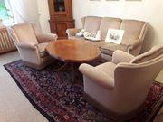 Couchgarnitur Wohnzimmertisch Sofa Sessel Couch