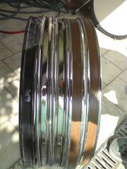 5x Bassdrum Spannreifen