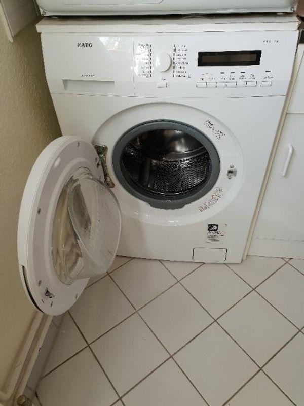 Werbeplakat für Waschmaschinen kaufen / Werbeplakat für ...