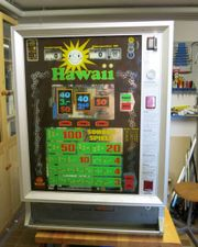 Geldspielautomat HAWAII