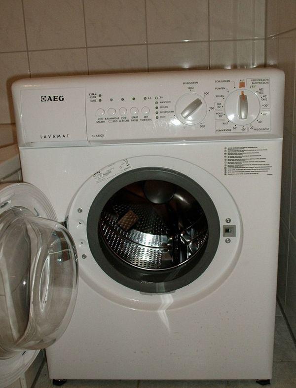 SCHNÄPPCHEN Waschmaschine AEG LAVAMAT neuwertig