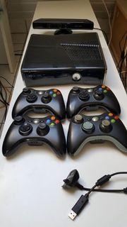 Xbox 360 schwarz