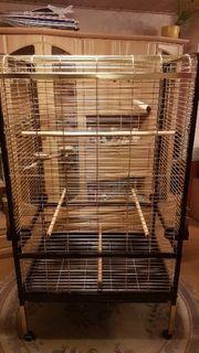Große käfig für papagei oder
