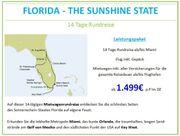 Florida-Spezialist com Rundreise 14 Tage