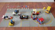 LEGO - diverse Strassenfahrzeuge