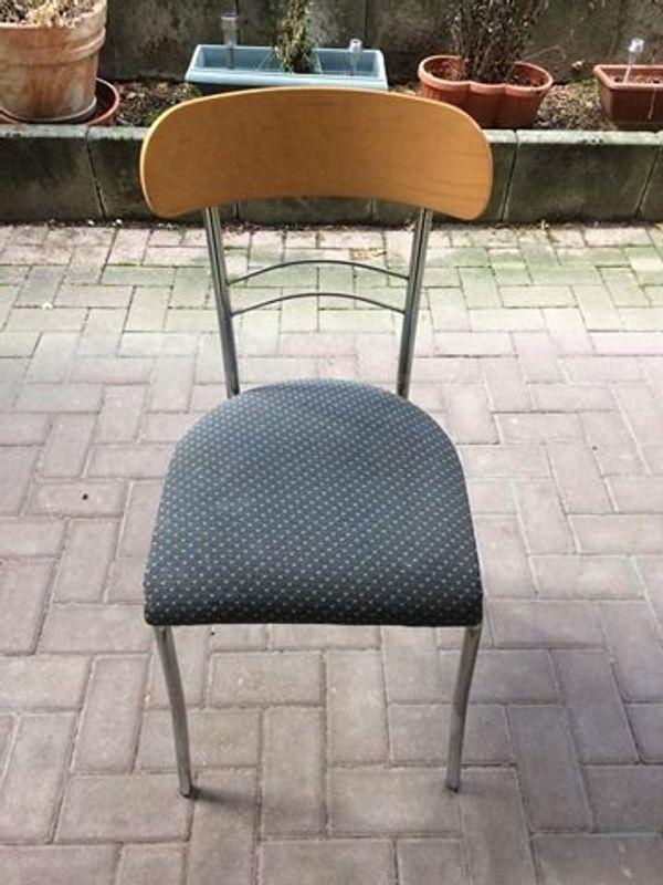 5 Stühle (Preis Verhandlungsbasis) - Ludwigshafen Maudach - 5 gleiche Stühle, unbenutzt. Preis ist verhandelbar. - Ludwigshafen Maudach